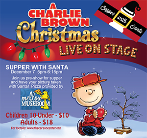 A Charlie Brown Christmas The Carson Center
